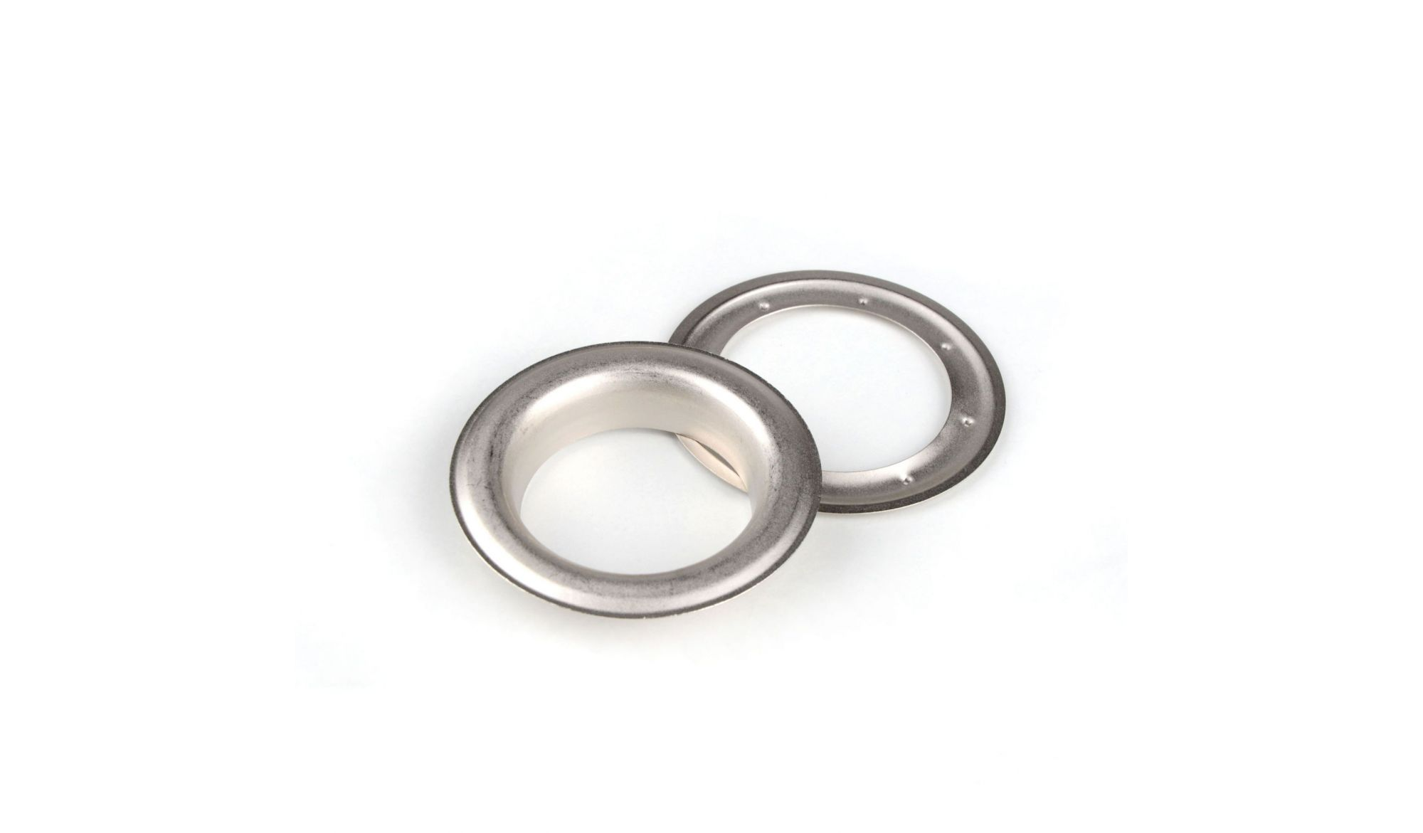 DECORING 40 MM Satin Nickel - eyelets alt_dekoringi_kolor_satin nickel - Colour