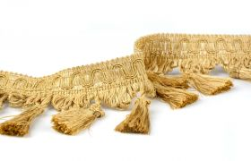 FRĘDZLE METAL DECORATIVE FRINGE 383010 010