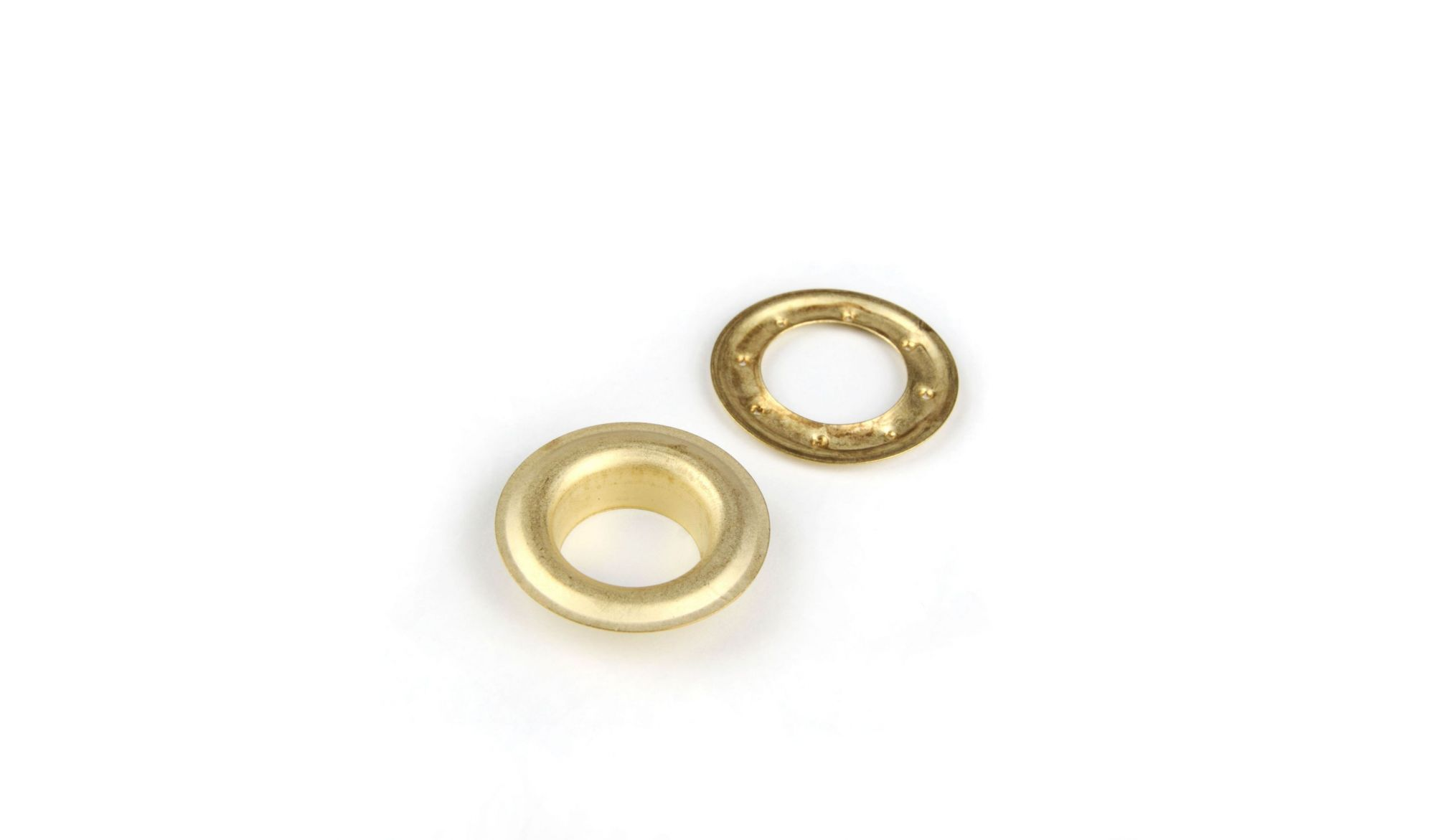 DECORING 25 MM Satin Gold - eyelets alt_dekoringi_kolor_satin gold - Colour