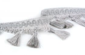 FRĘDZLE METAL DECORATIVE FRINGE 383010 021