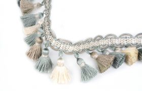 FRĘDZLE BAROQUE BRAID TASSEL FRINGE AT.557 B