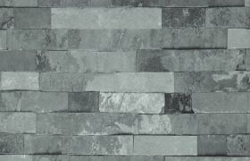 ELEMENTS TAPETA FEATURE WALL Charcoal 04