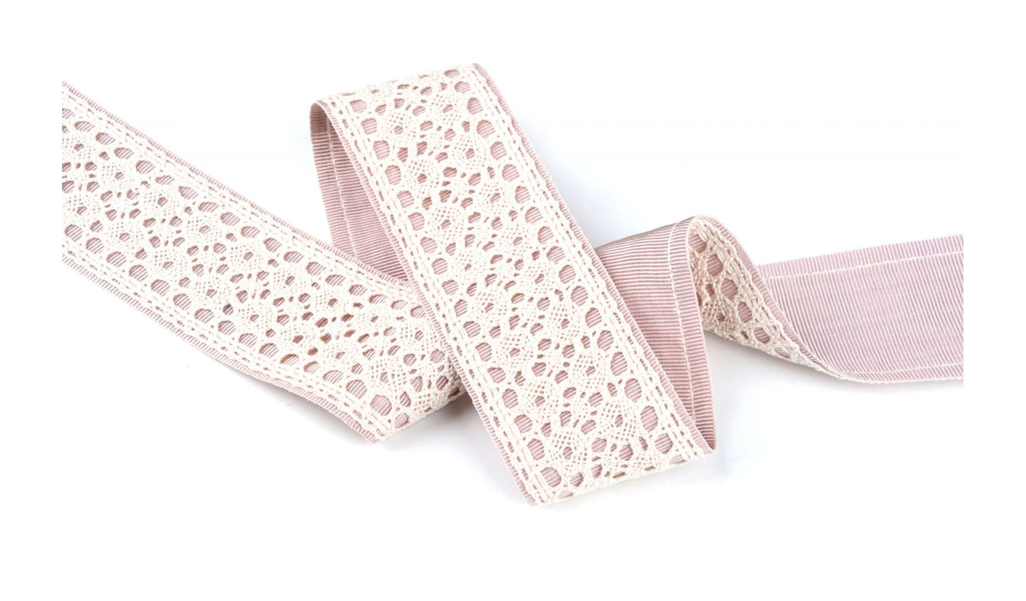 LACE TAPE 21.196 Pearl - Trimmings alt_pasmanteria_kolor_pearl decorative - Colour