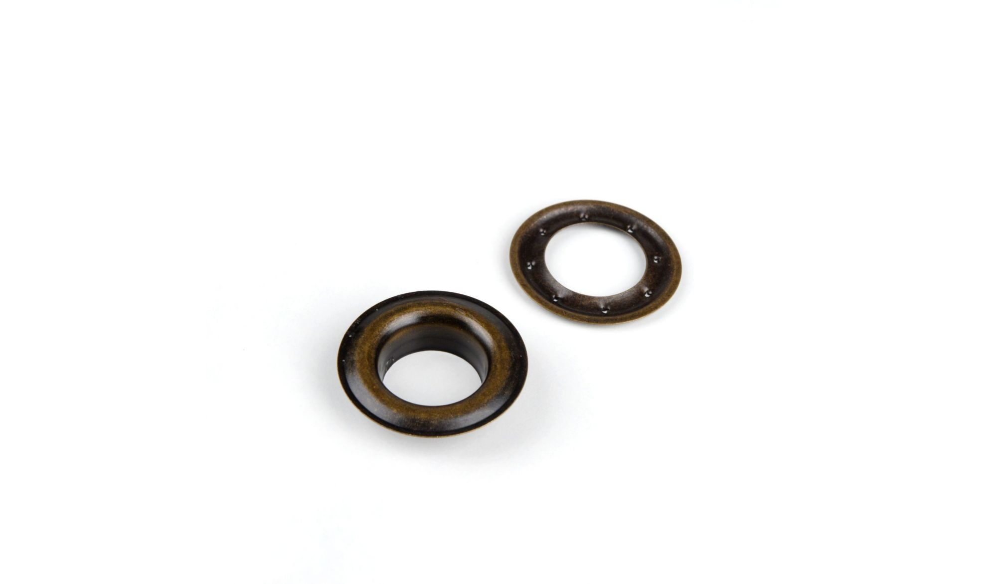 DECORING 25 MM Antique Gold - eyelets alt_dekoringi_kolor_antique gold - Colour