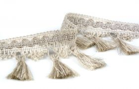 FRĘDZLE METAL DECORATIVE FRINGE 383010 022